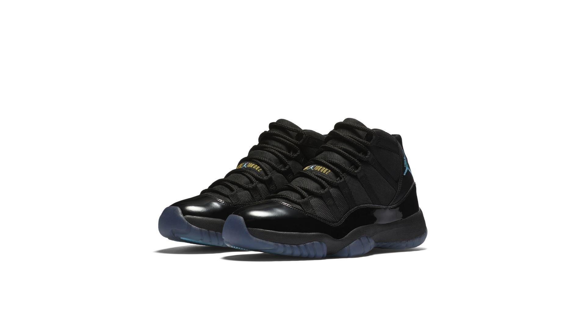 Jordan 11 Retro Gamma Blue (378037-006)