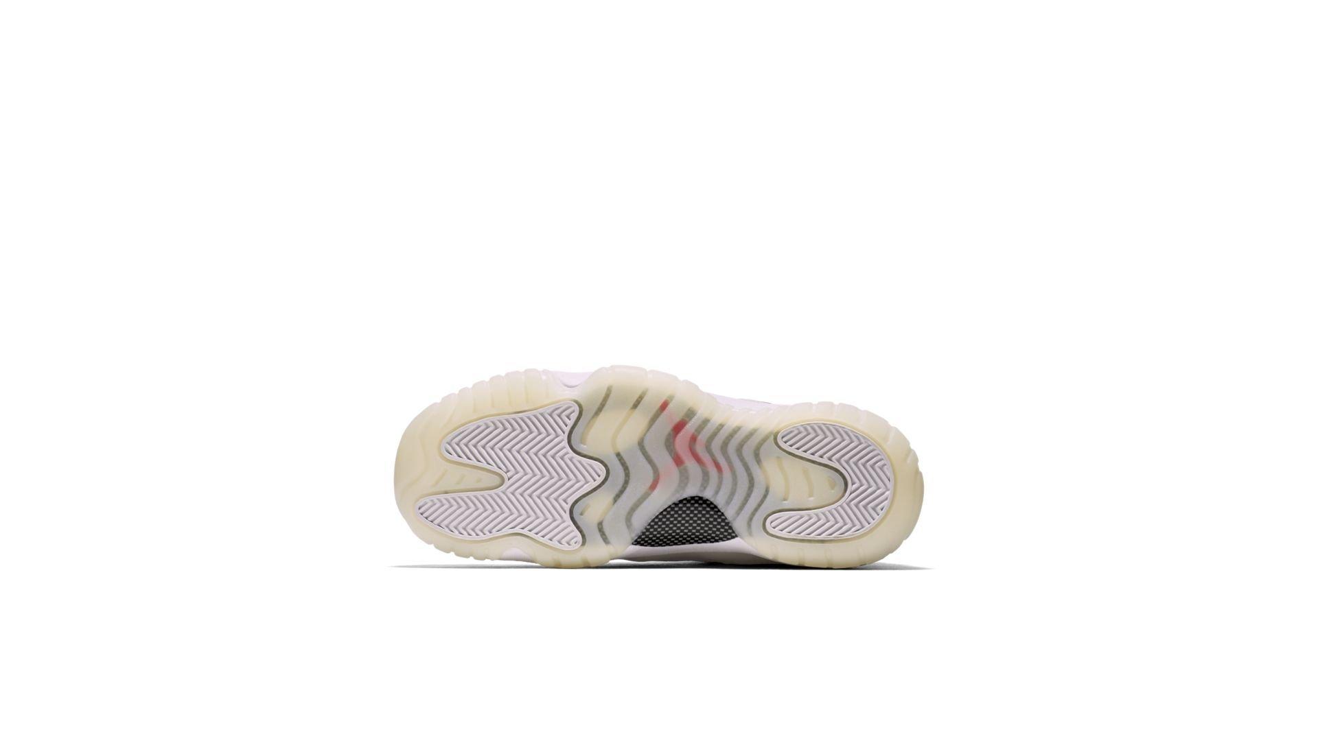 Jordan 11 Retro Platinum Tint (GS) (378038-016)
