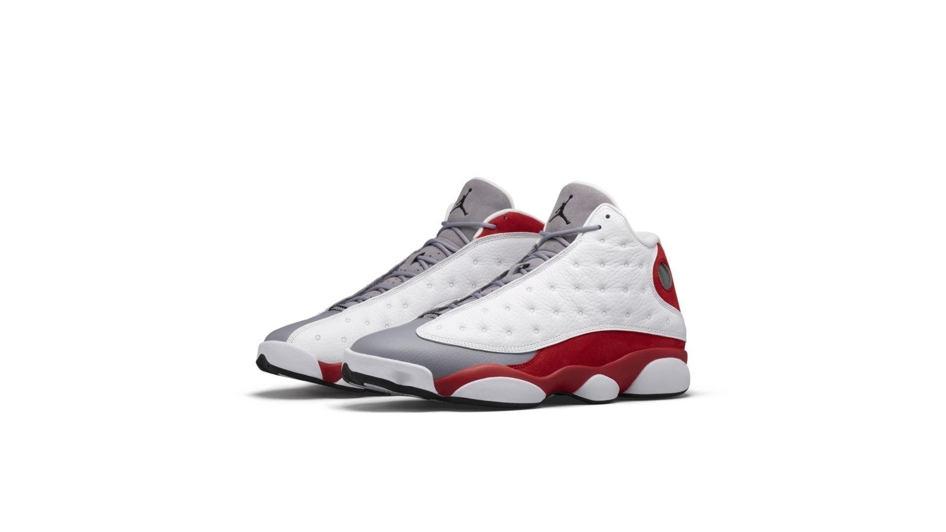 Jordan 13 Retro Grey Toe (2014) (414571-126)