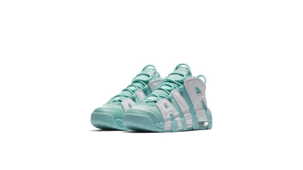 Air More Uptempo Island Green (GS)