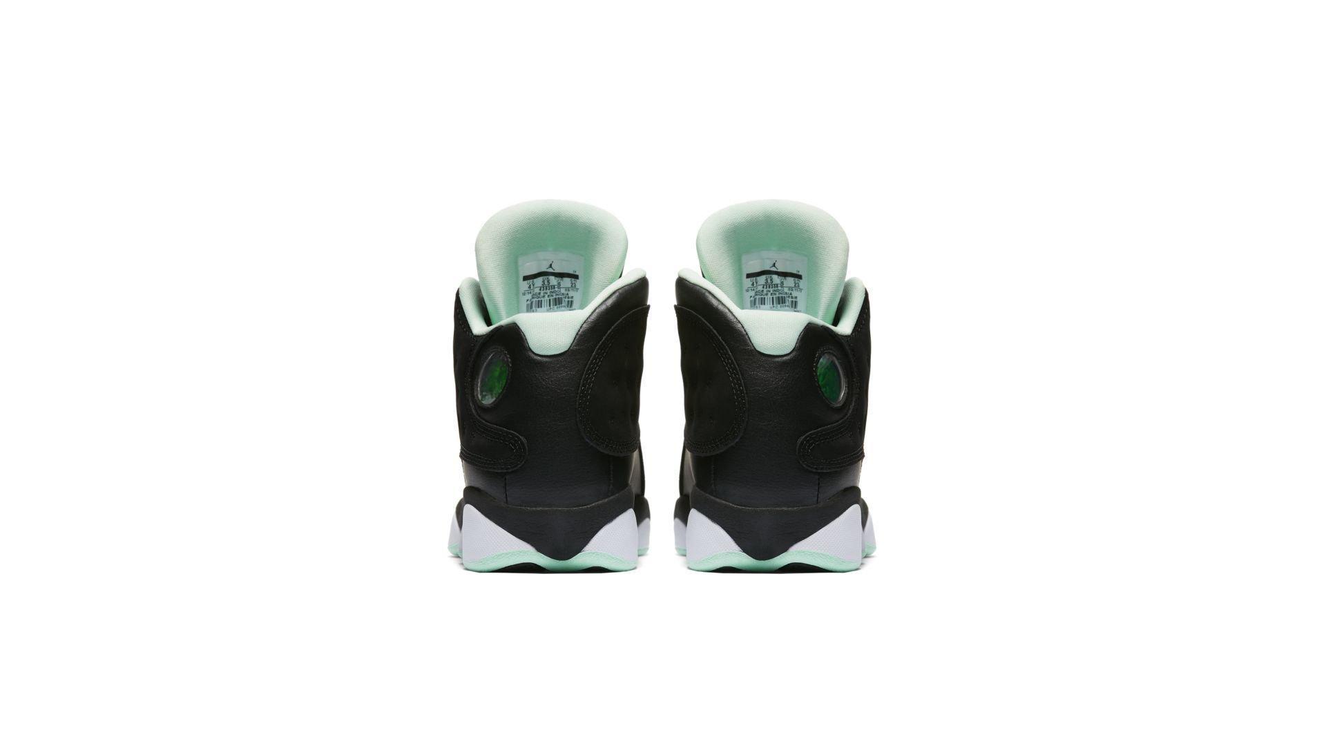 Jordan 13 Retro Black Mint Foam (GS) (439358-015)