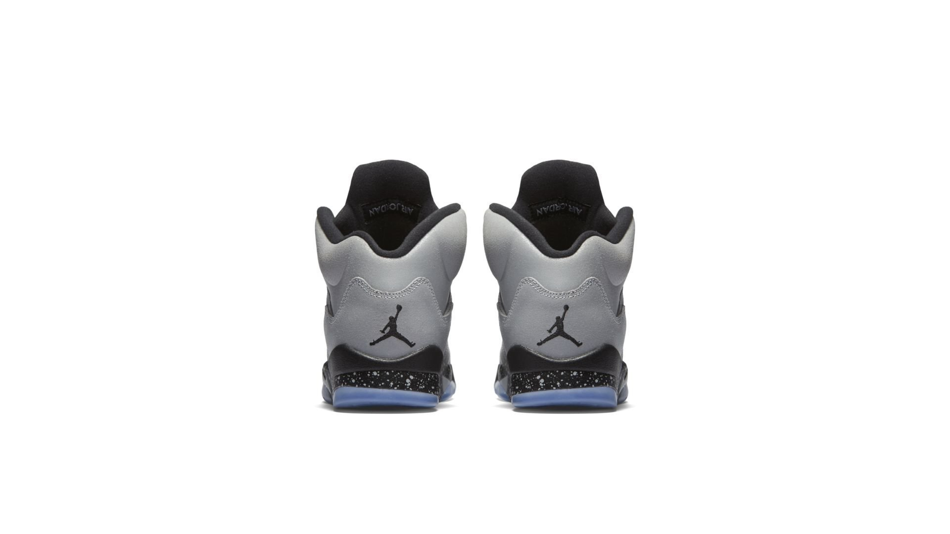 Jordan 5 Retro Wolf Grey (GS) (440892-008)