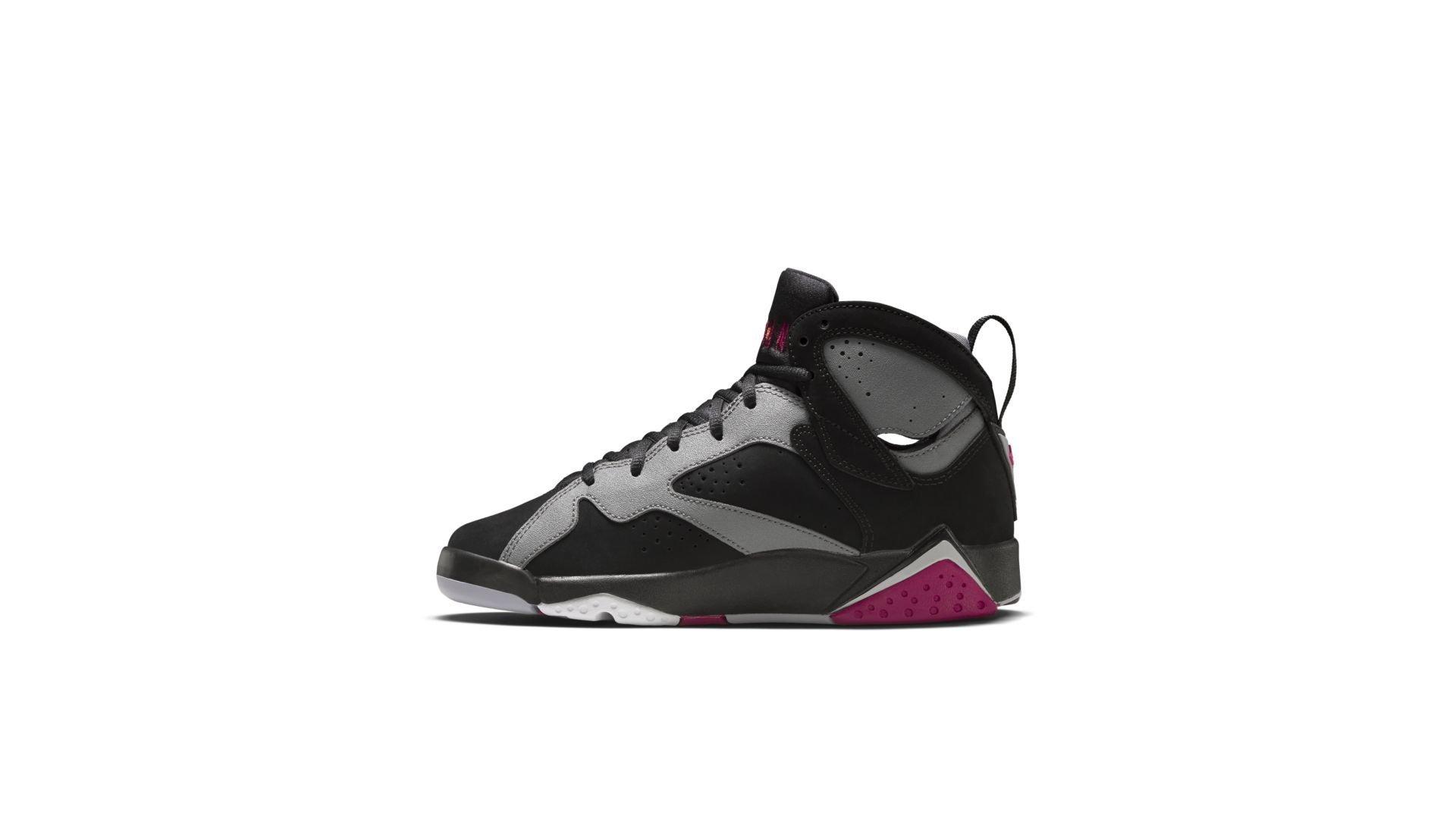 Jordan 7 Retro Sport Fuschia (GS) (442960-008)