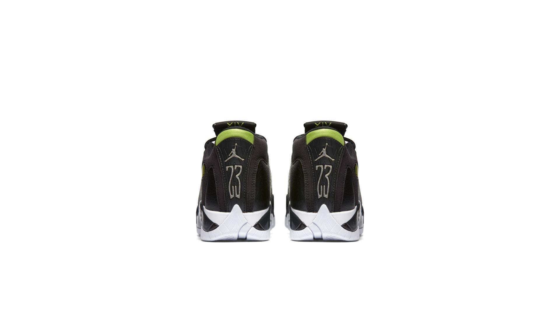 Jordan 14 Retro Indiglo 2016 (GS) (487524-005)