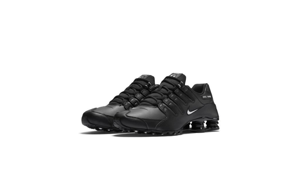 Nike Shox NZ EU Black White