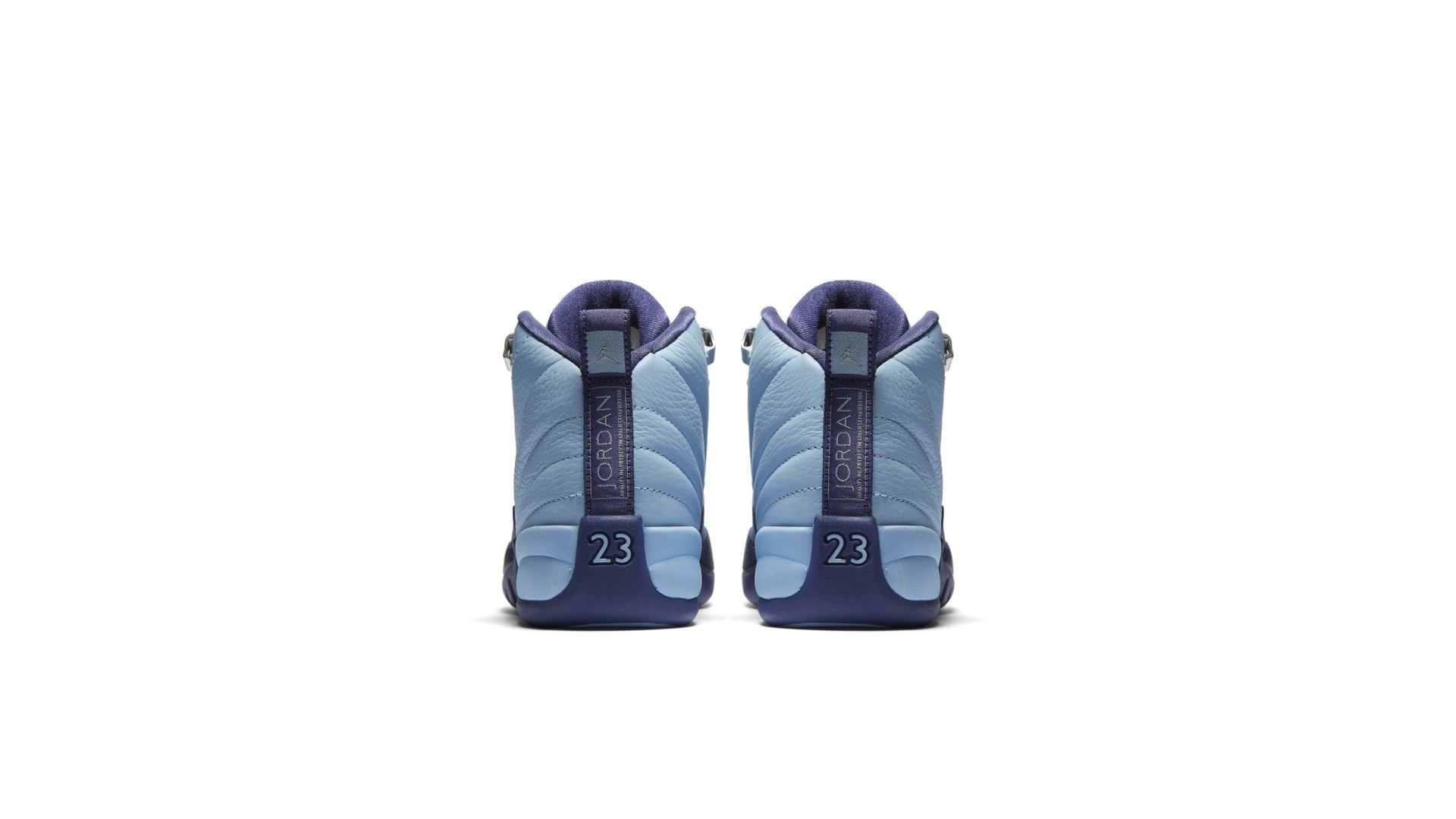 Jordan 12 Retro Hornets (GS) (510815-418)
