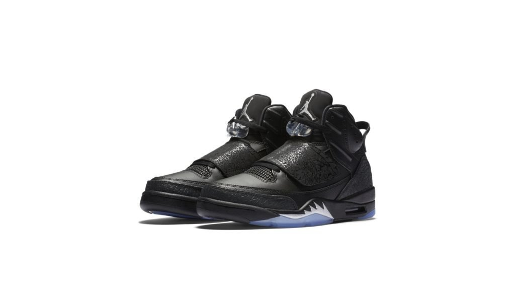 Jordan Son Of Mars Black Metallic