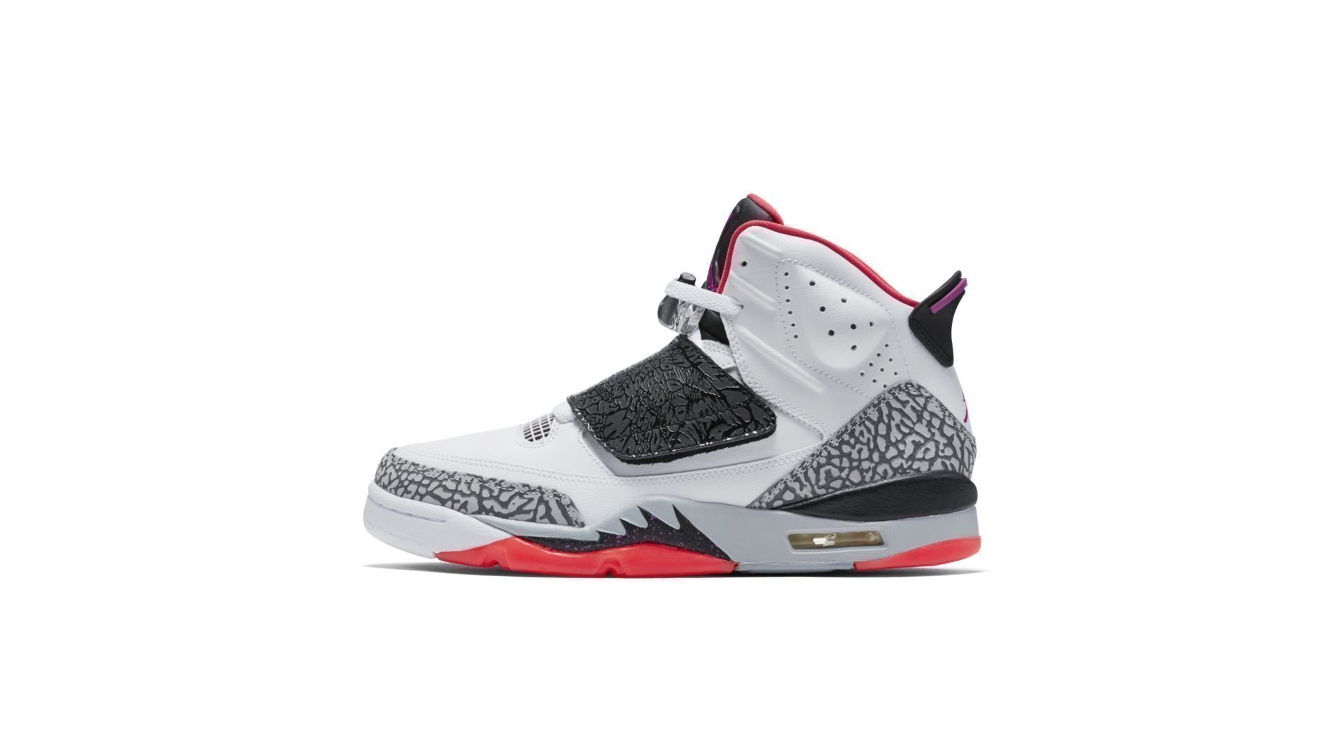 Jordan Son of Mars Hot Lava (512245-105)