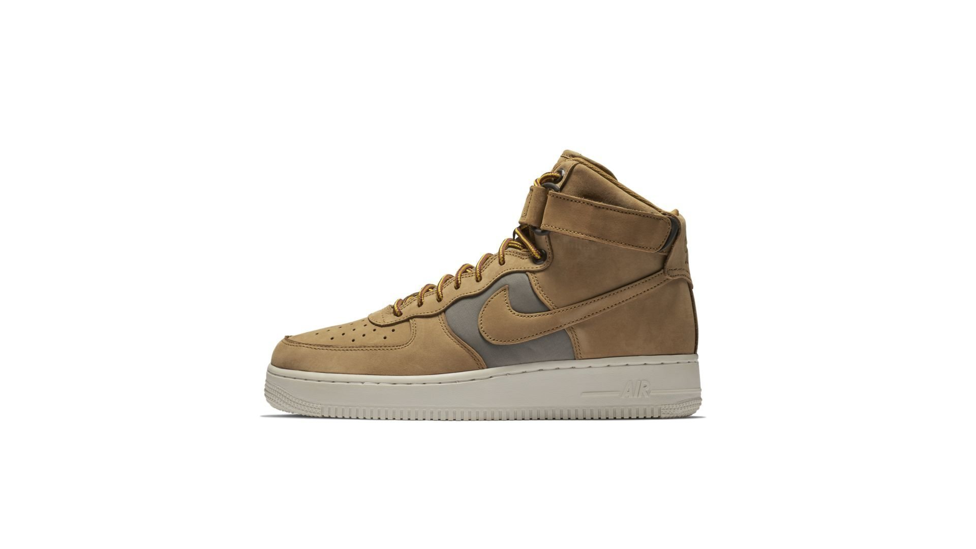 Nike Air Force 1 High Premier Beef and Broccoli Pack Wheat (525317-700)