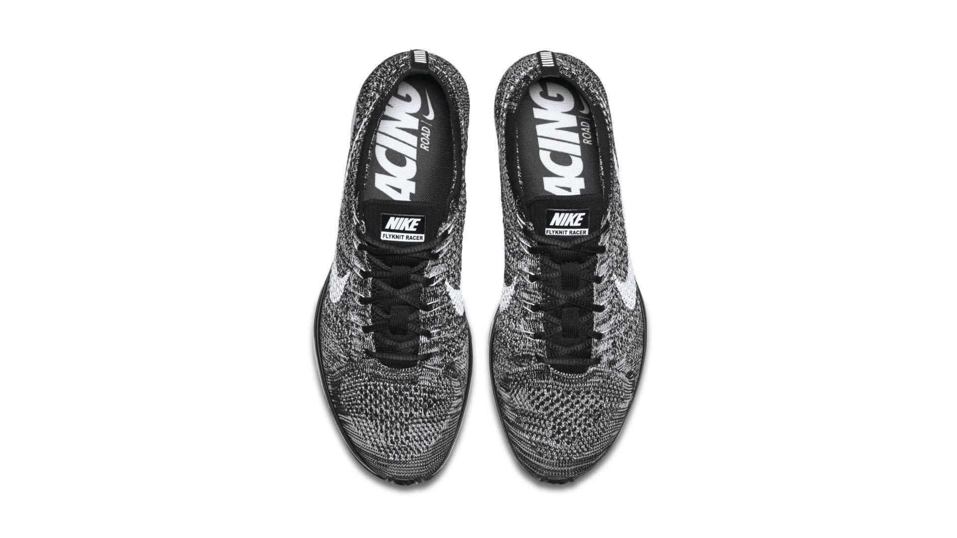 Nike Flyknit Racer Oreo 2 (526628-012)