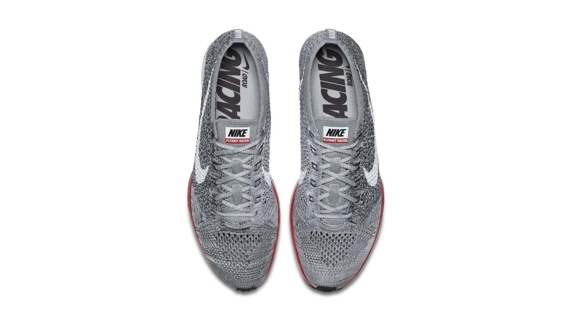 Nike Flyknit Racer No Parking (526628-013)