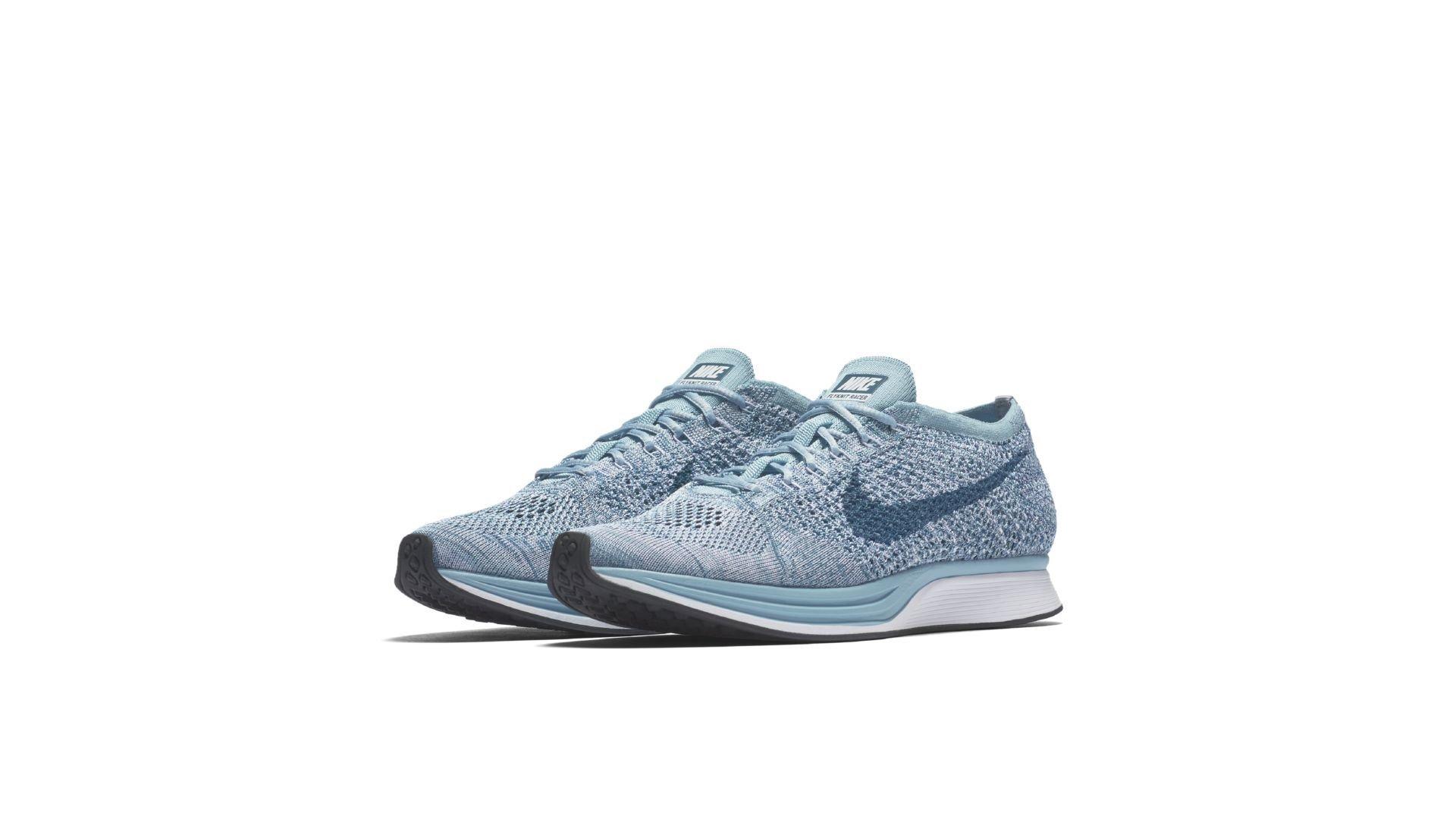 Nike Flyknit Racer Blueberry (526628-102)