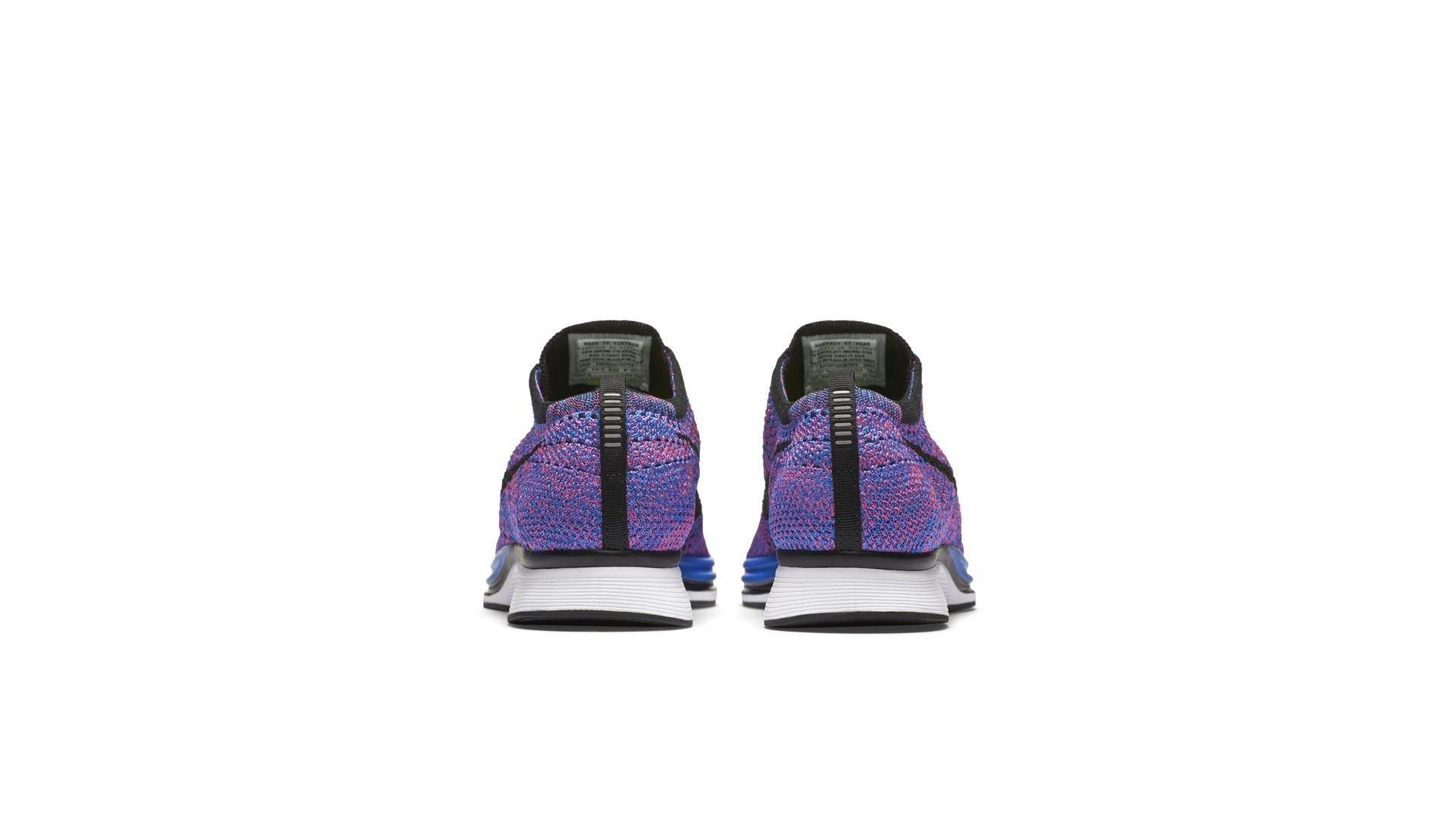 Nike Flyknit Racer Indigo (2016) (526628-400)