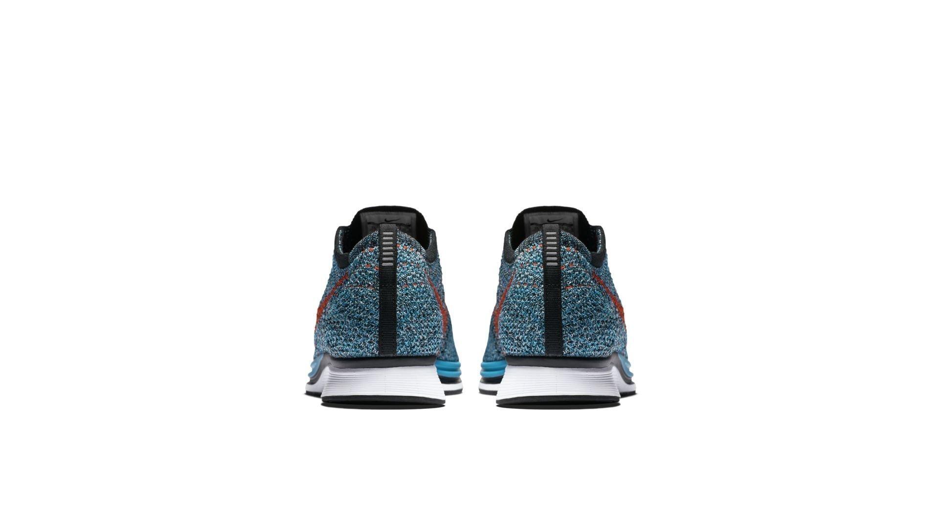 Nike Flyknit Racer Neo Turquoise (526628-404)