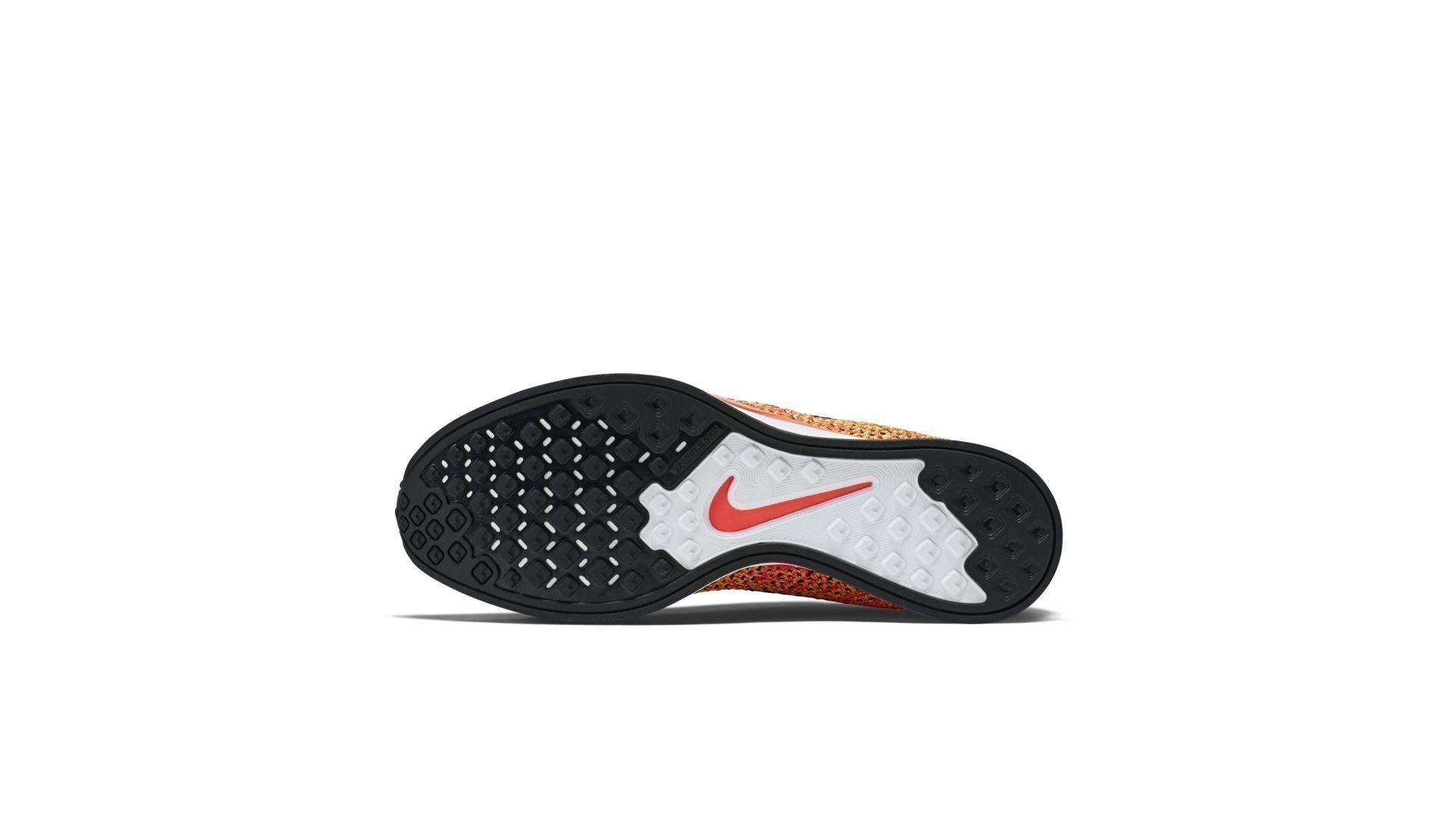 Nike Flyknit Racer Bright Crimson (526628-602)