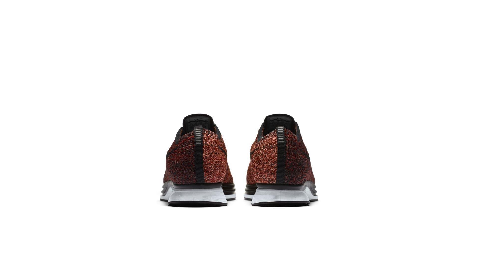 "Nike Flyknit Racer University Red ""Fire Rooster"" (2017) (526628-608)"
