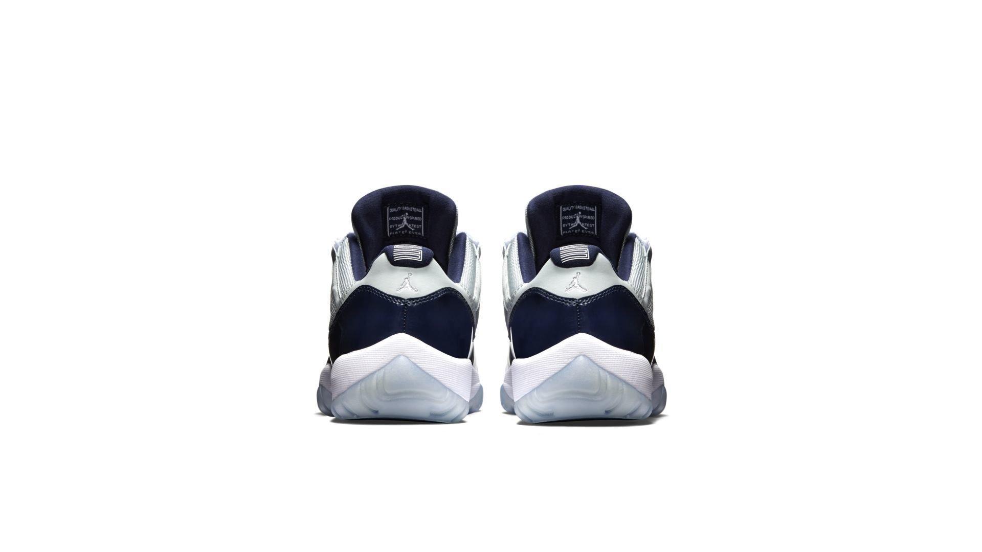 Jordan 11 Retro Low Georgetown (528895-007)