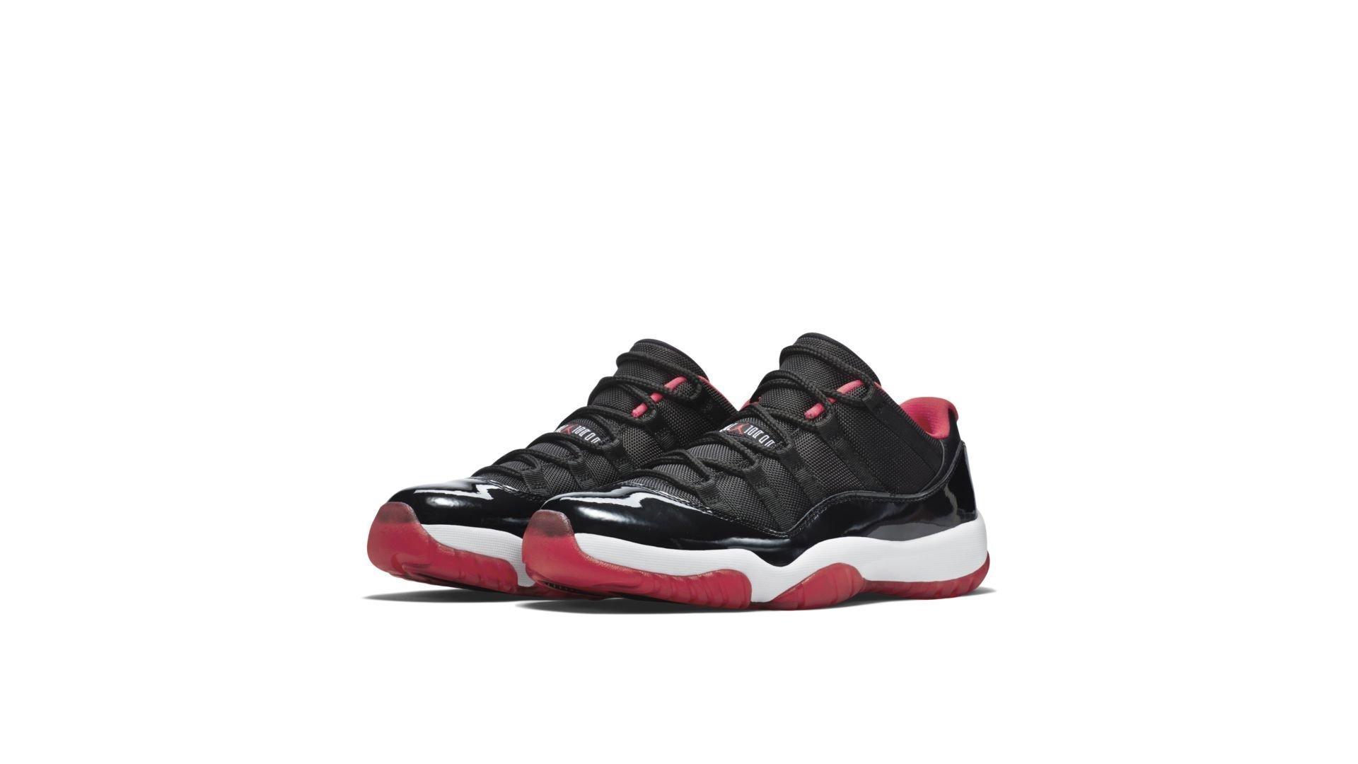 Jordan 11 Retro Low Bred (528895-012)