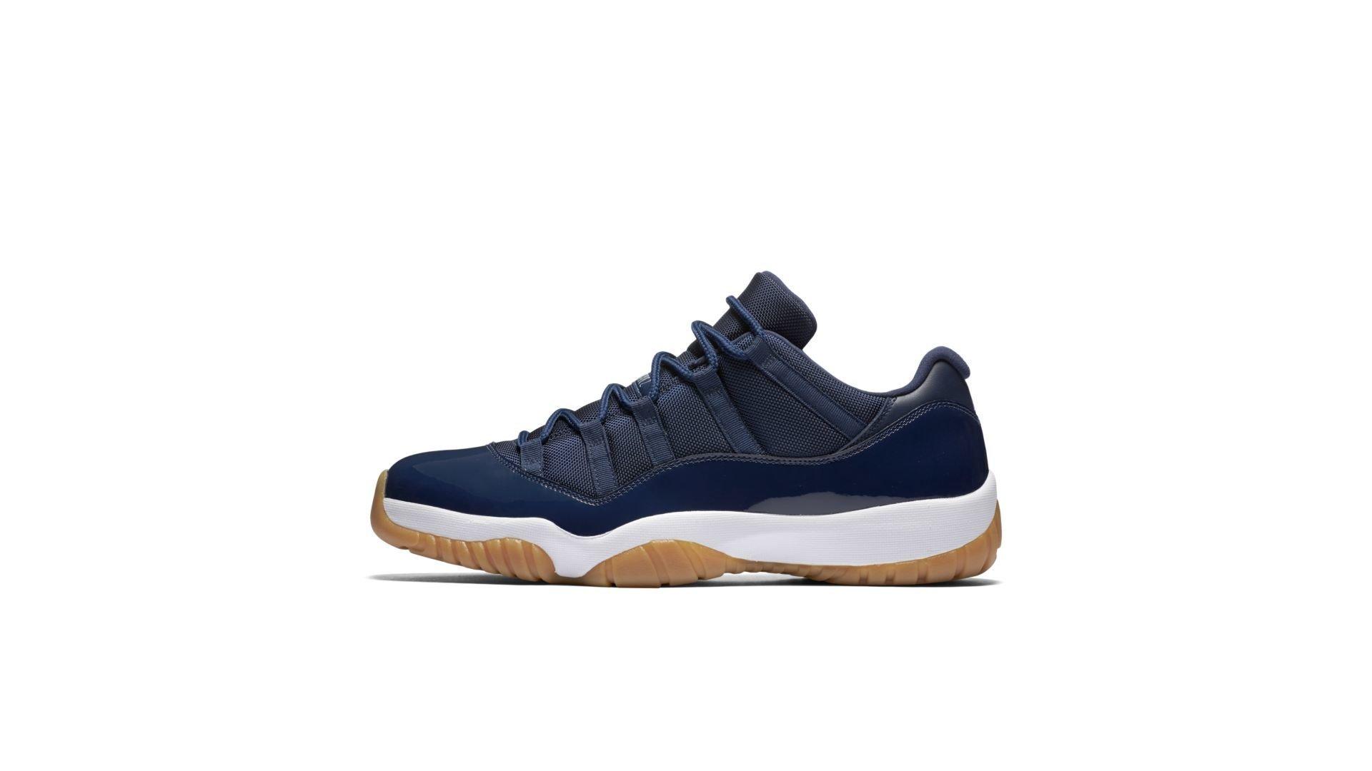 Jordan 11 Retro Low Midnight Navy (528895-405)