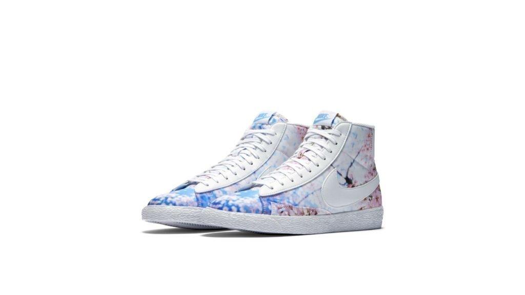 Nike Blazer Mid Cherry Blossom (W)