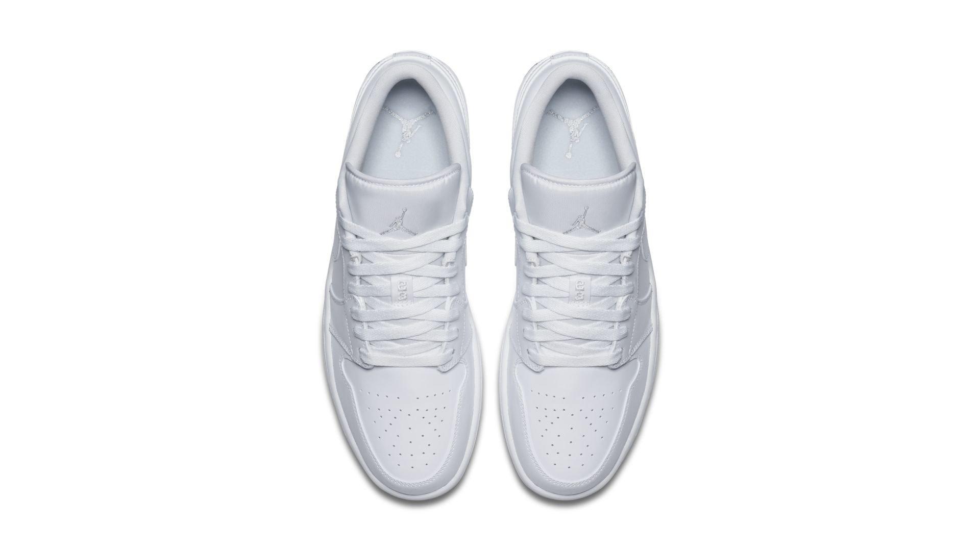 Jordan 1 Low White (2015) (553558-120)
