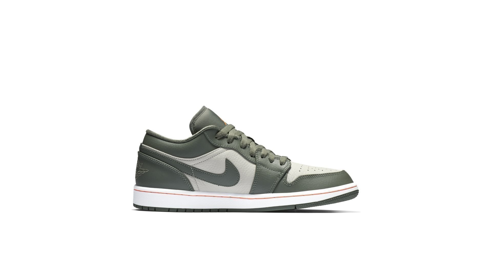 Jordan 1 Low Military Green (553558-121)
