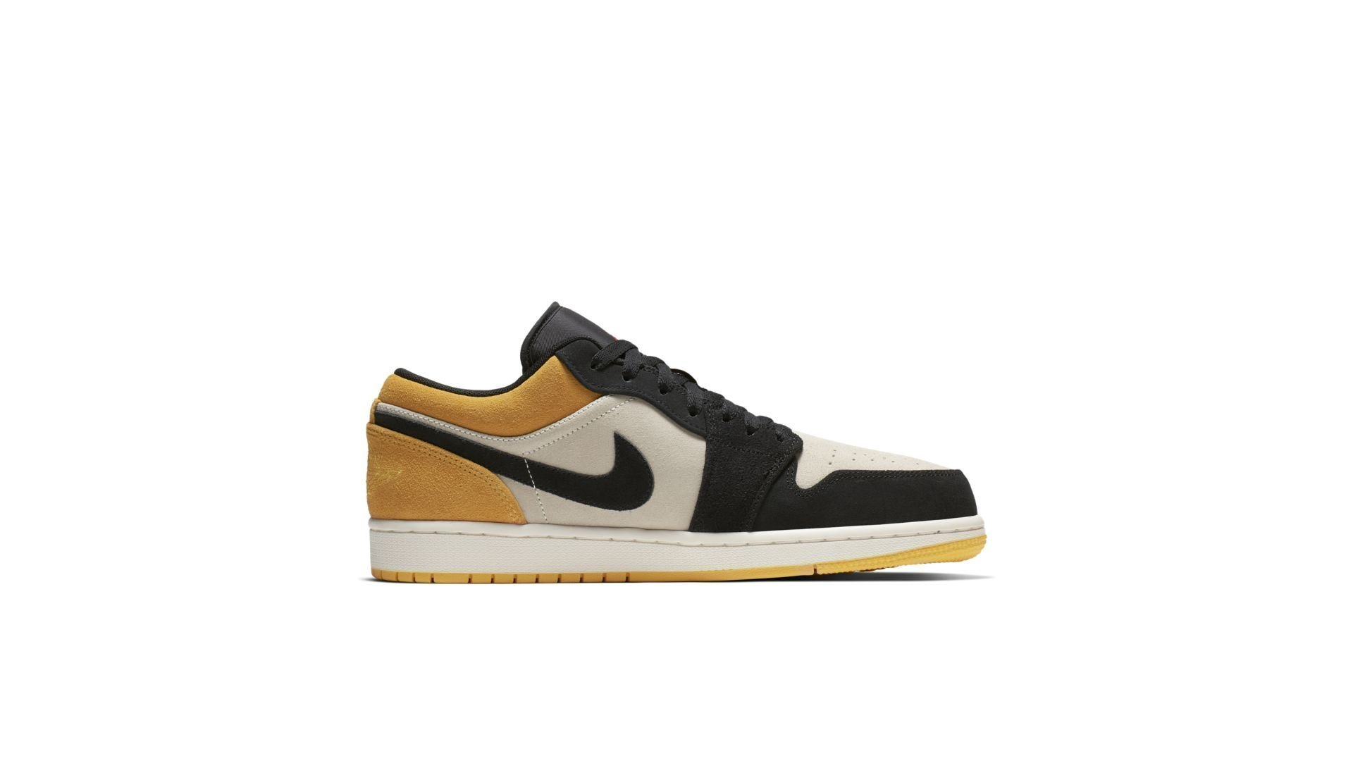 Jordan 1 Low Sail University Gold Black (553558-127)