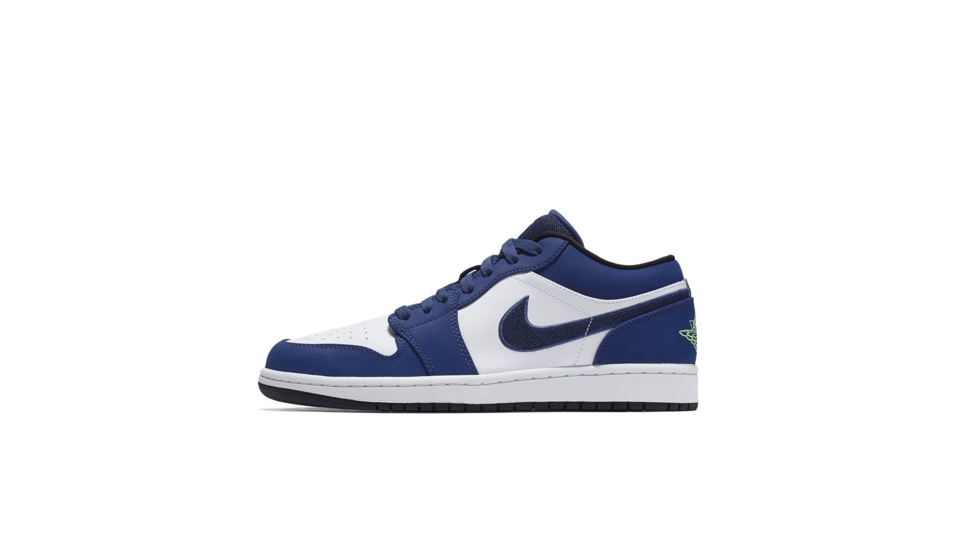 Jordan 1 Low Insignia Blue (553558-405)