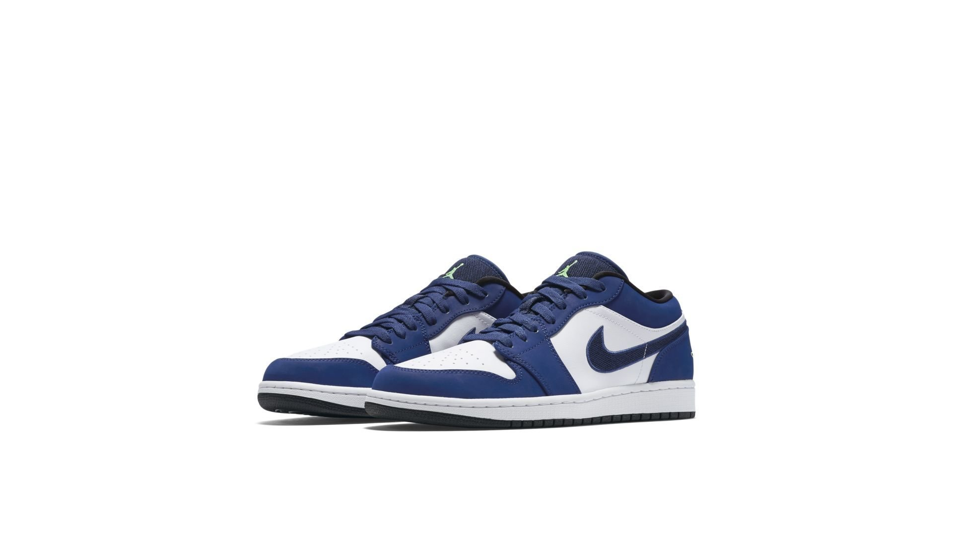 Jordan 1 Low Insignia Blue (553558-405)