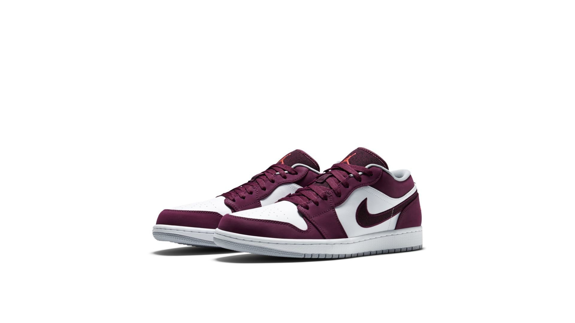 Jordan 1 Low Bordeaux (553558-603)
