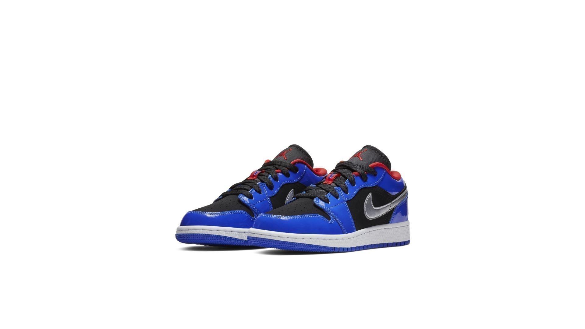 Jordan 1 Low Top 3 (GS) (553560-406)