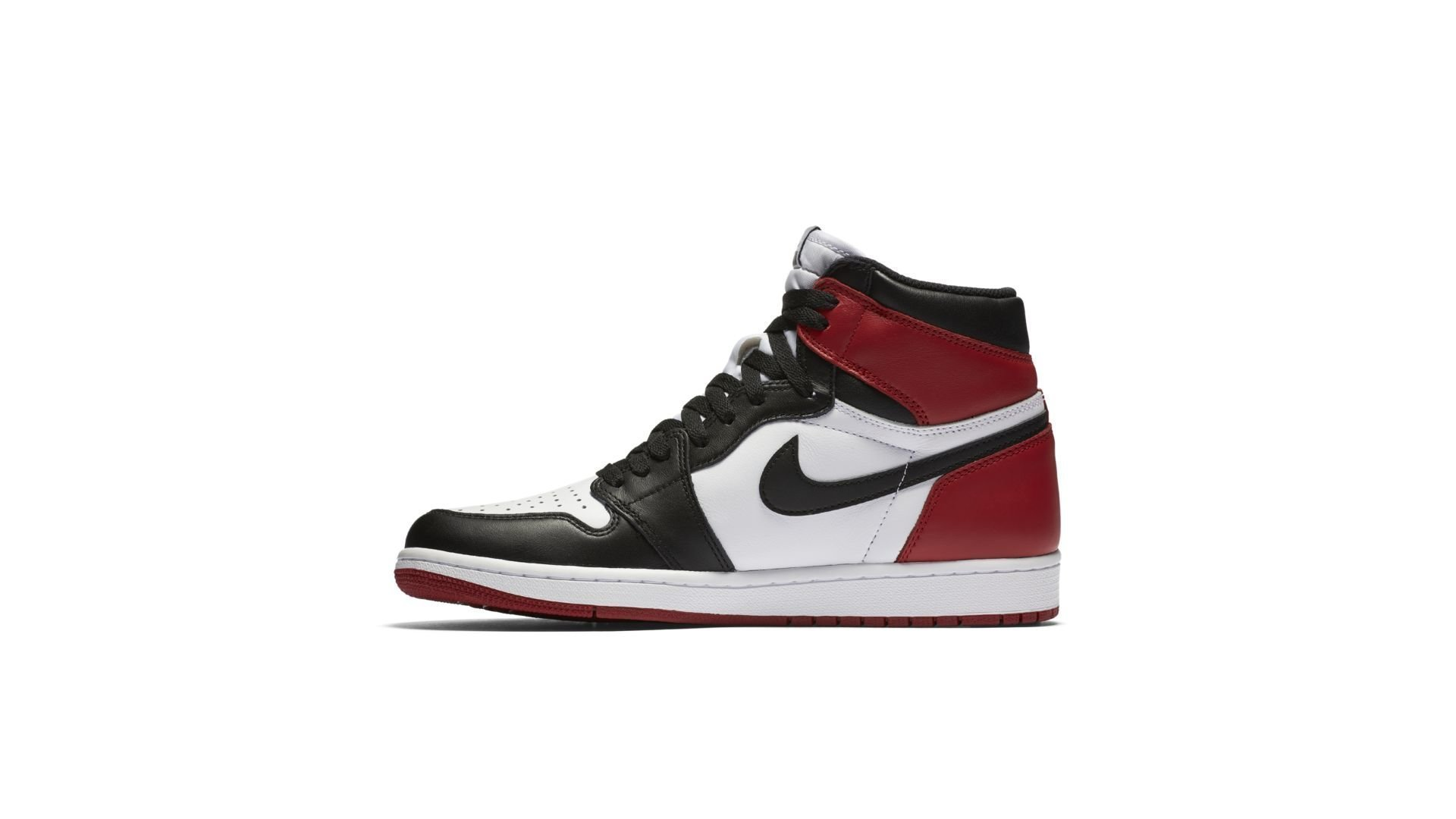 Jordan 1 Retro Black Toe (2016) (555088-125)