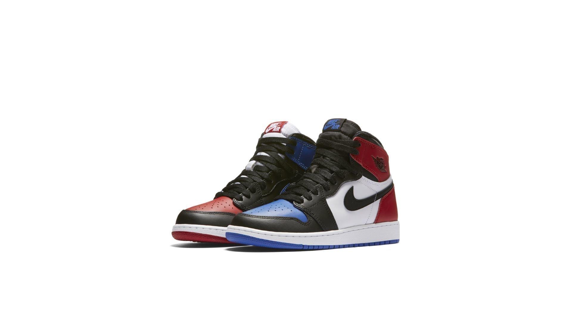 Jordan 1 Retro Top 3 (GS) (575441-026)