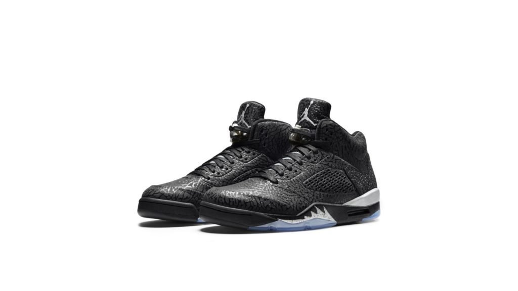 Jordan 5 Retro 3Lab5 Black Silver