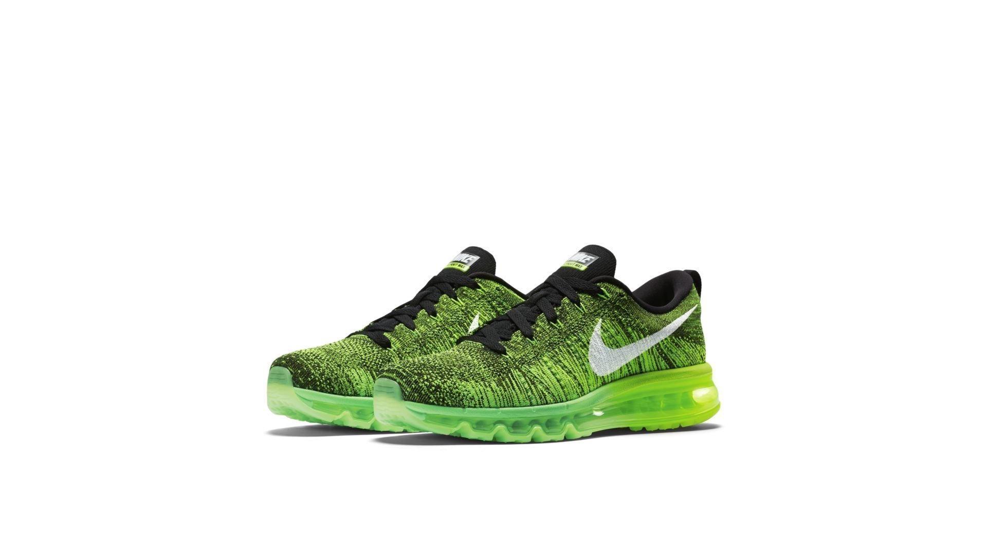 Nike Flyknit Max Voltage Green (620469-007)