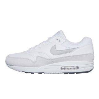 Nike Air Max 1 (wit/zilver/grijs)
