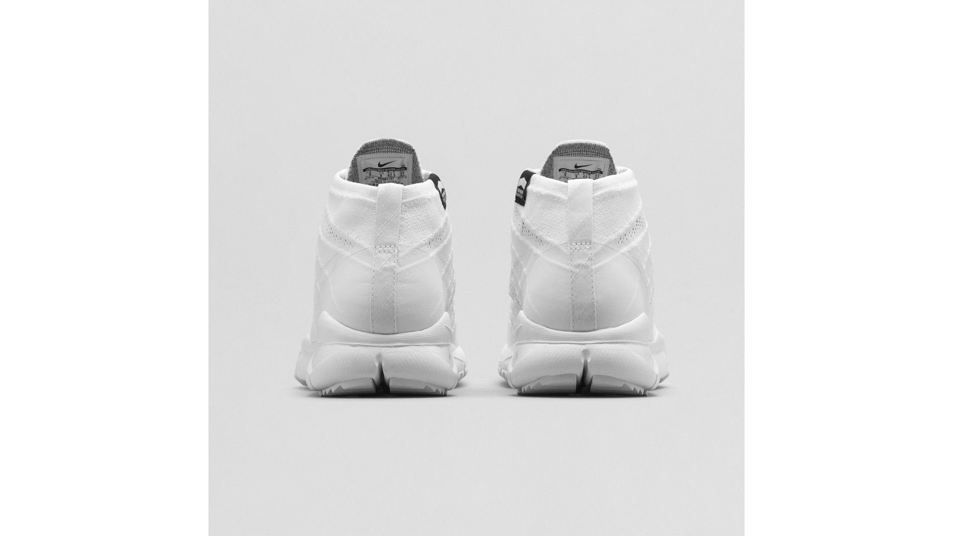 Nike Free Flyknit Chukka SFB White (652961-101)