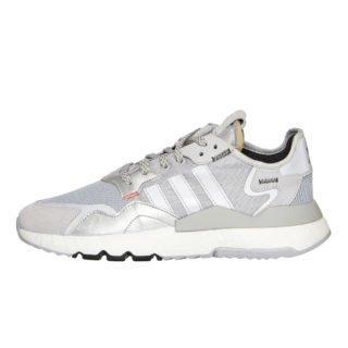 adidas Nite Jogger (zilver/zilver/d grijs/zwart)