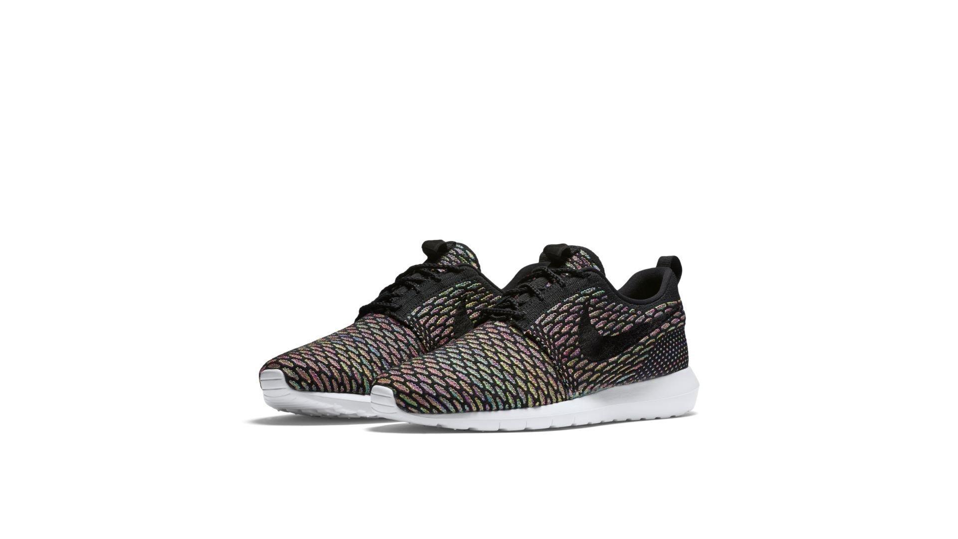 Nike Roshe Run Flyknit Multi-Color (677243-013)