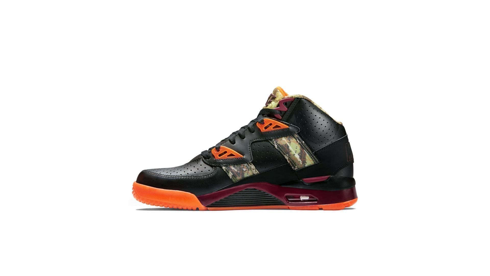 Nike Air Trainer SC High Camo Black Crimson (685151-001)