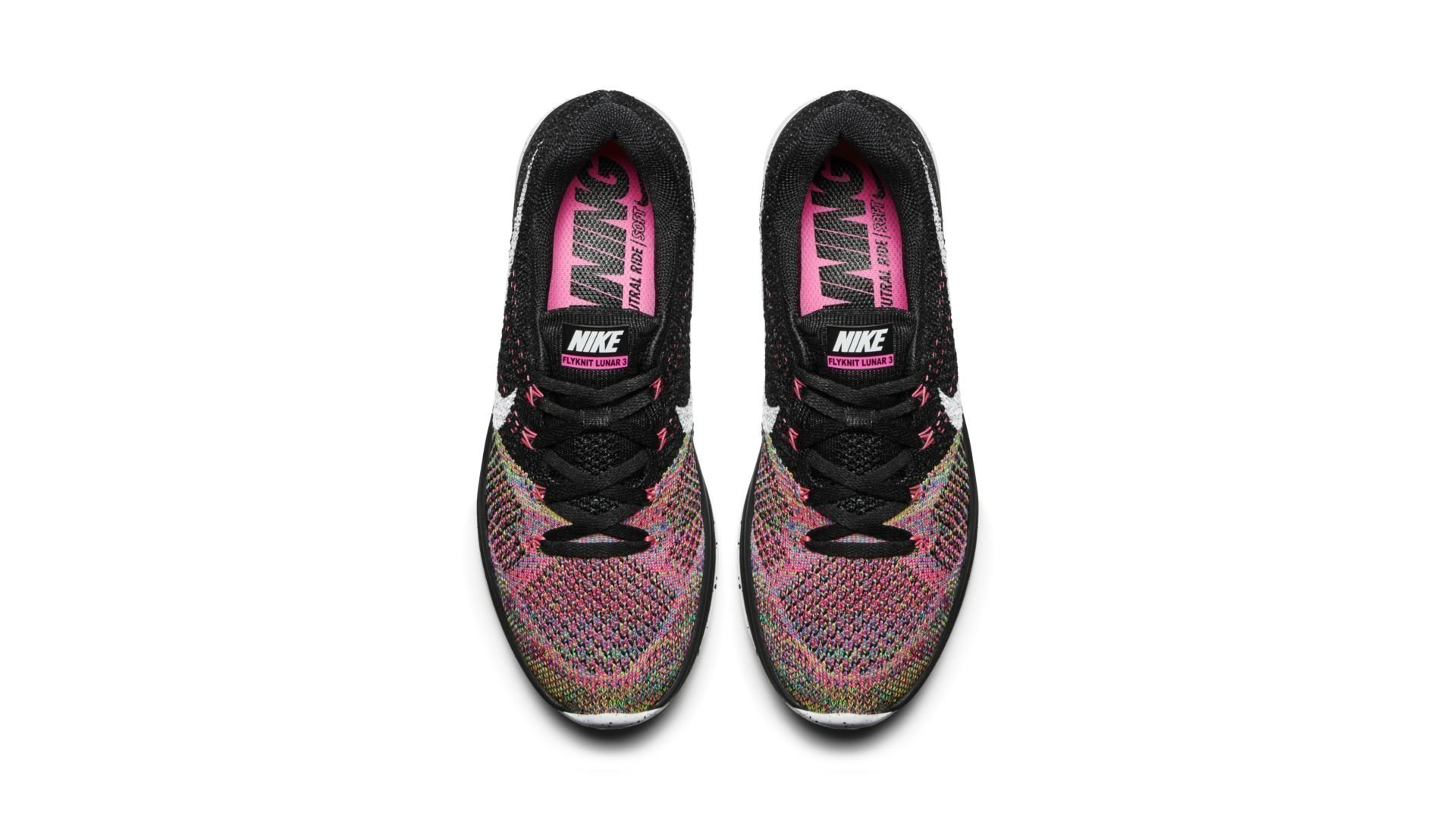 Nike Flyknit Lunar 3 Limited Edition (GS) (698182-003)