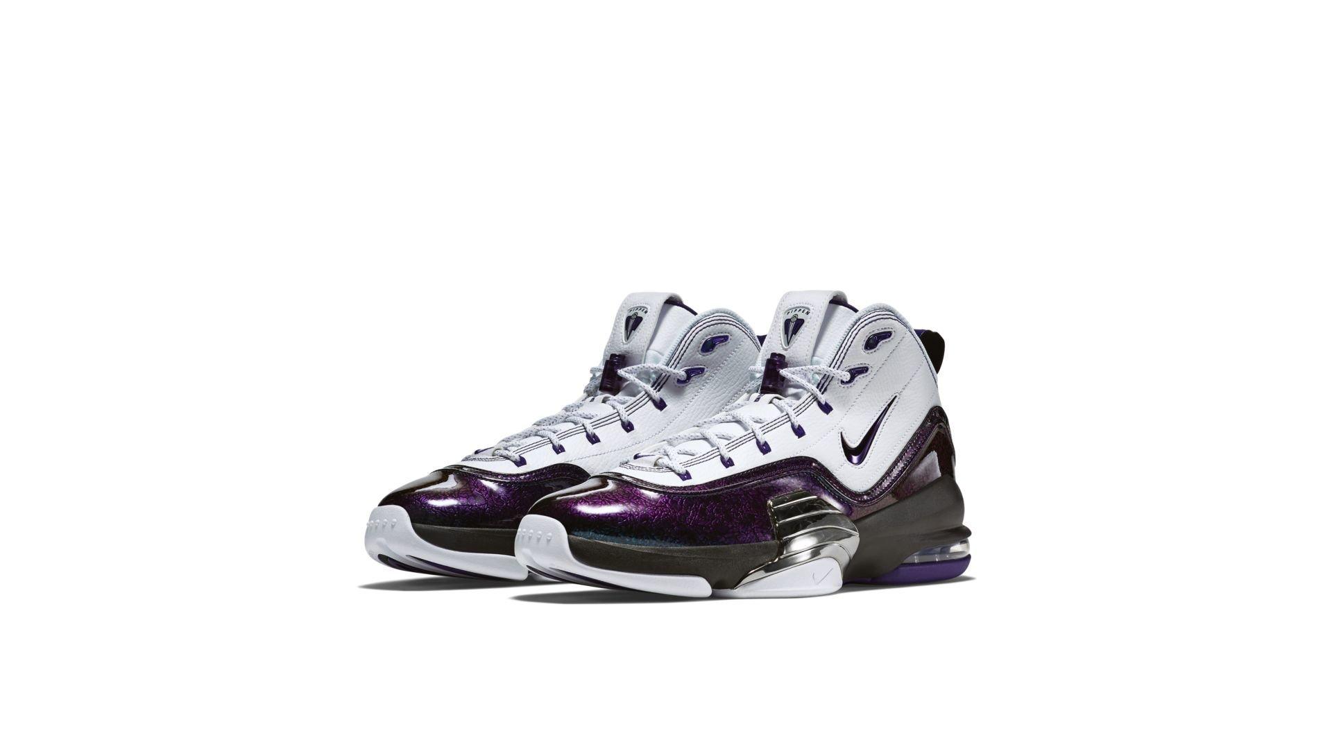 Nike Air Pippen 6 White Court Purple (705065-151)
