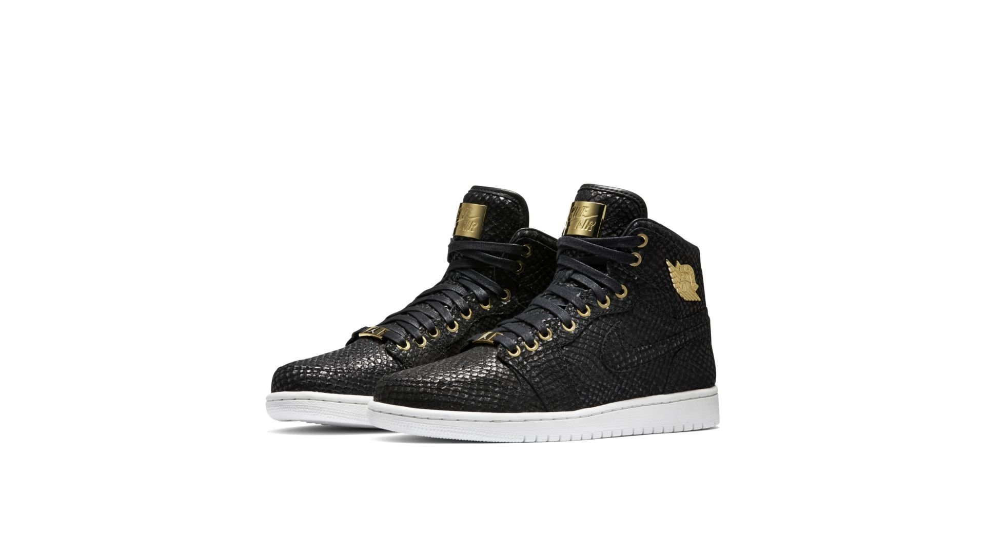 Jordan 1 Retro Pinnacle Black (705075-030)