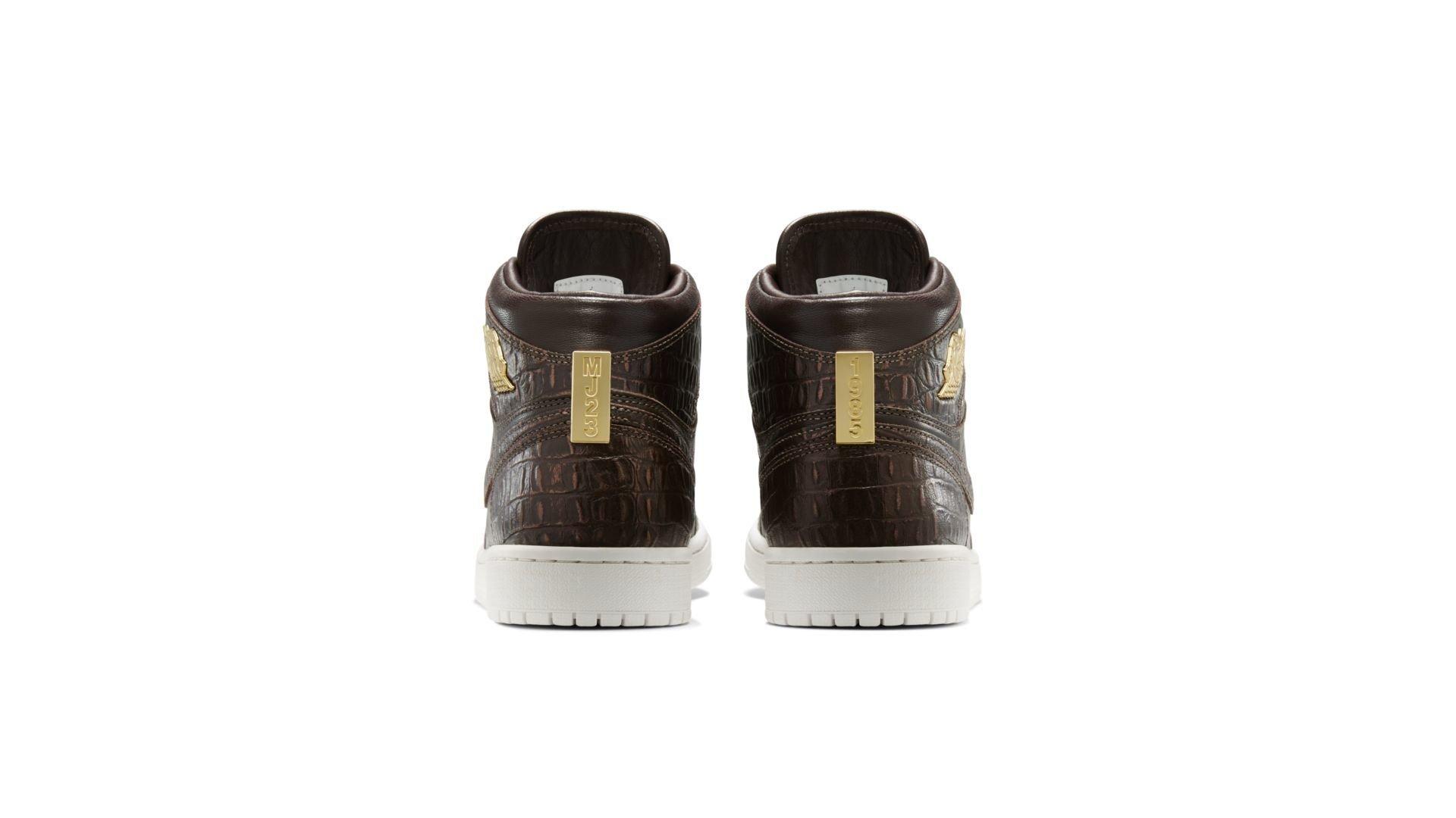 Jordan 1 Retro Pinnacle Baroque Brown (705075-205)