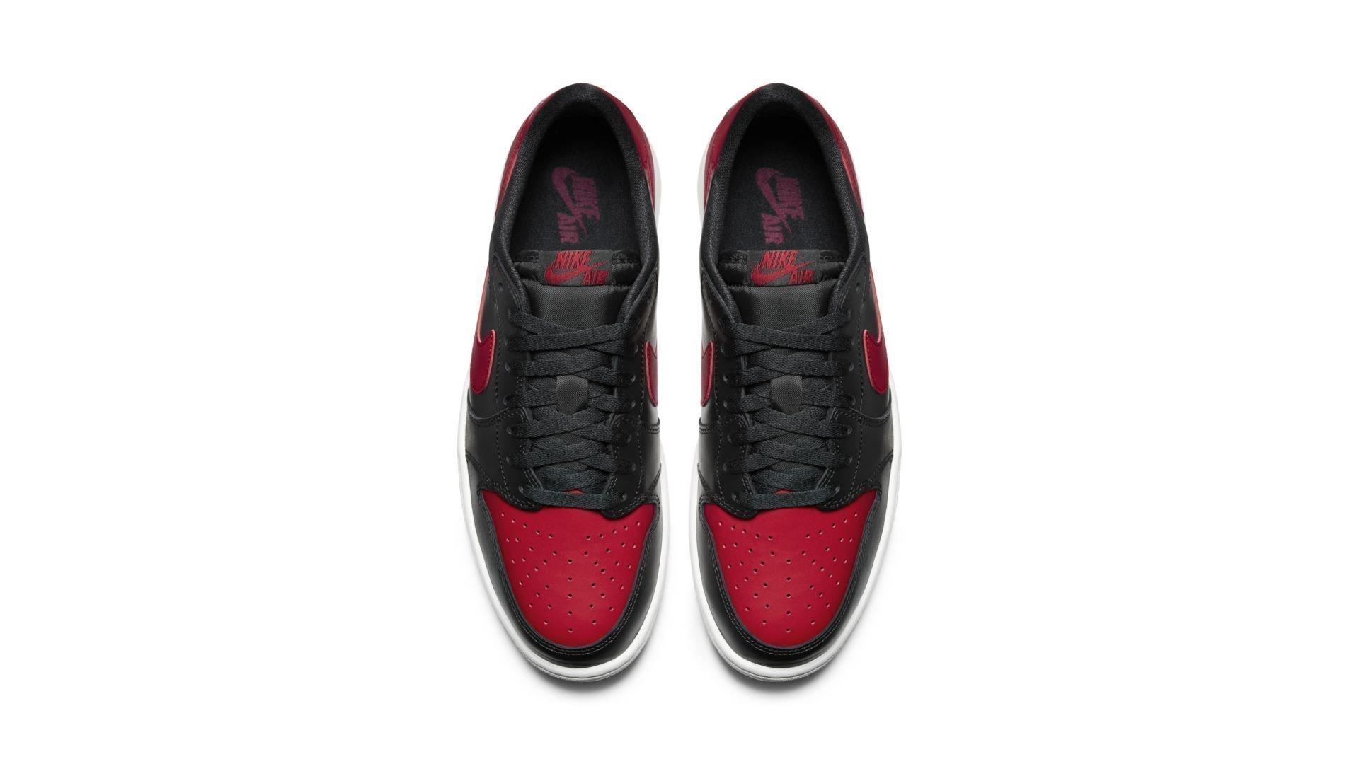 Jordan 1 Retro Low Bred (2015) (705329-001)