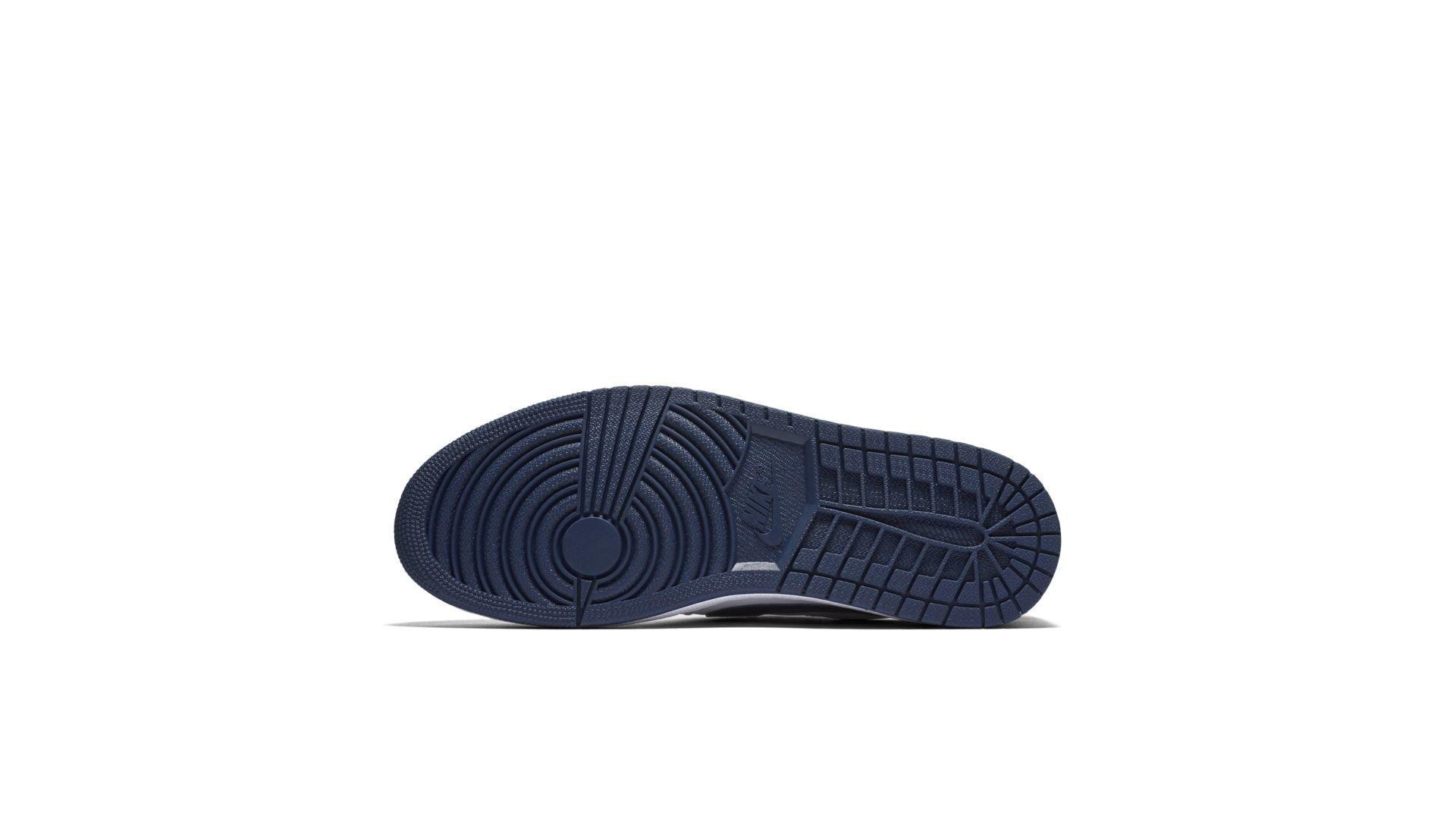 Jordan 1 Retro Low Metallic Blue (705329-106)