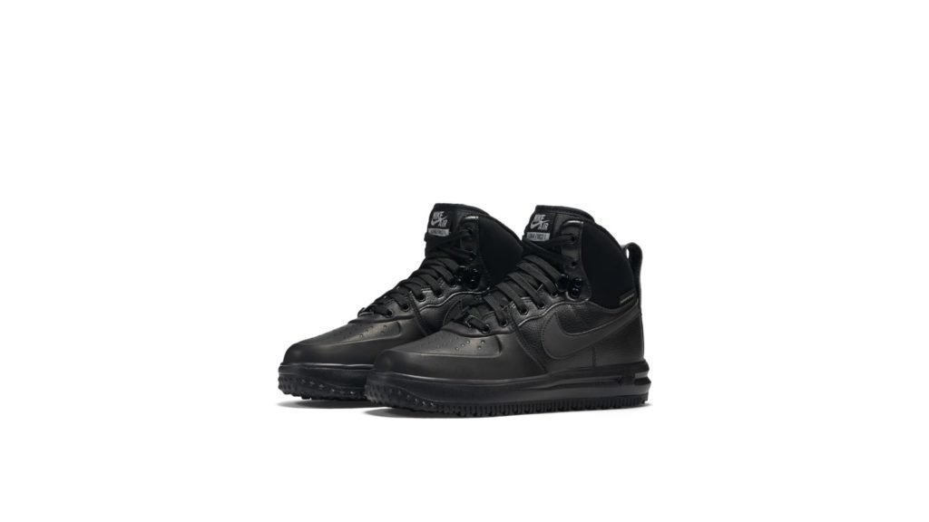 Nike Lunar Force 1 Sneakerboot Black (GS)