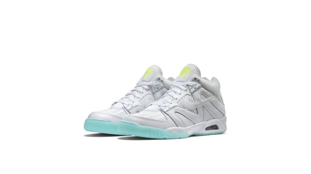 Air Tech Challenge III White Volt
