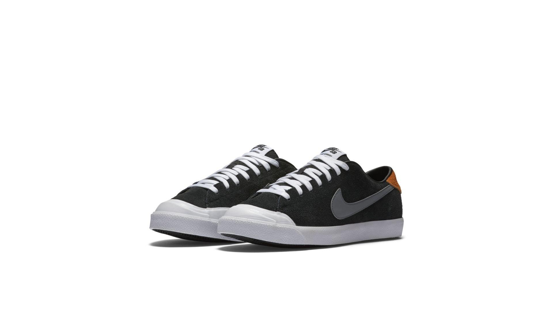 Nike SB Air Zoom All Court CK Black Cool Grey (806306-008)