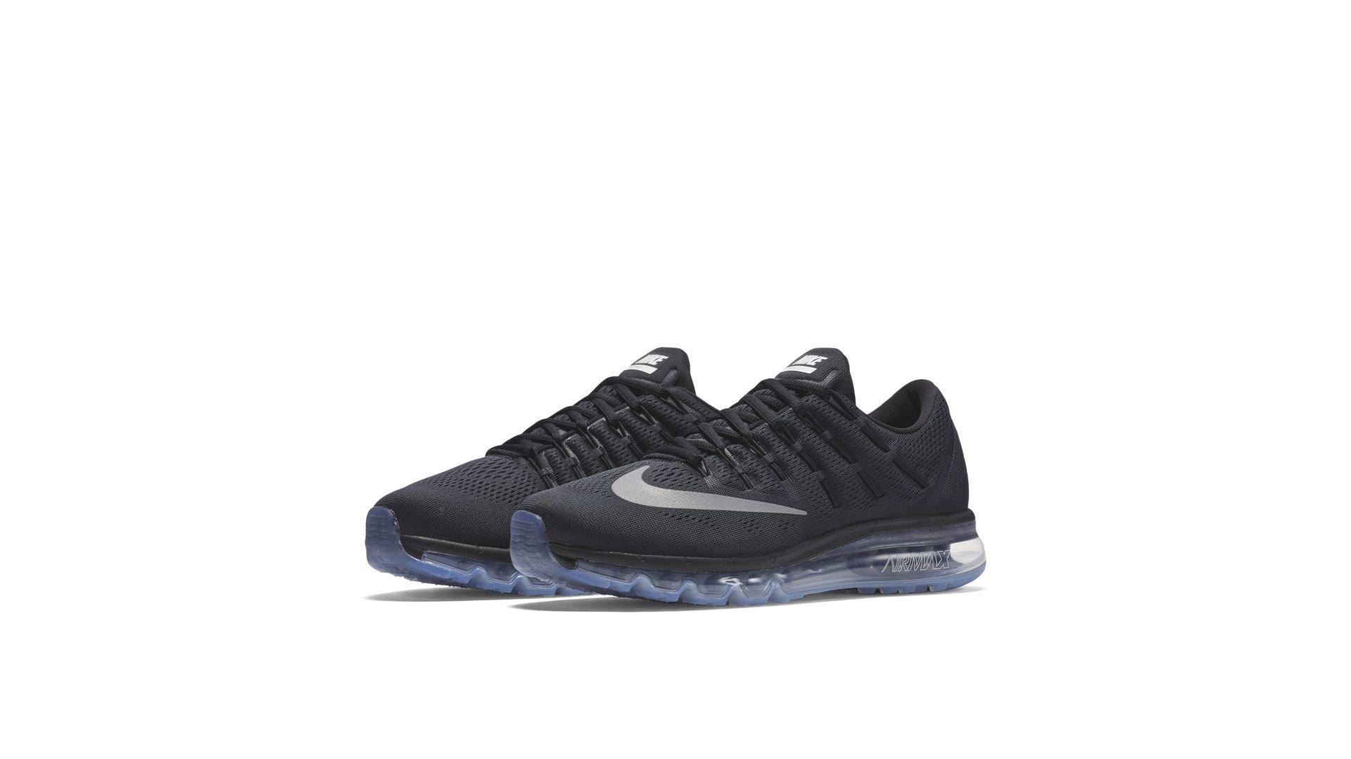 Nike Air Max 2016 Black Dark Grey (806771 001)